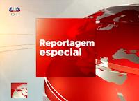 imagem: logotipo da Reportagem Especial SIC