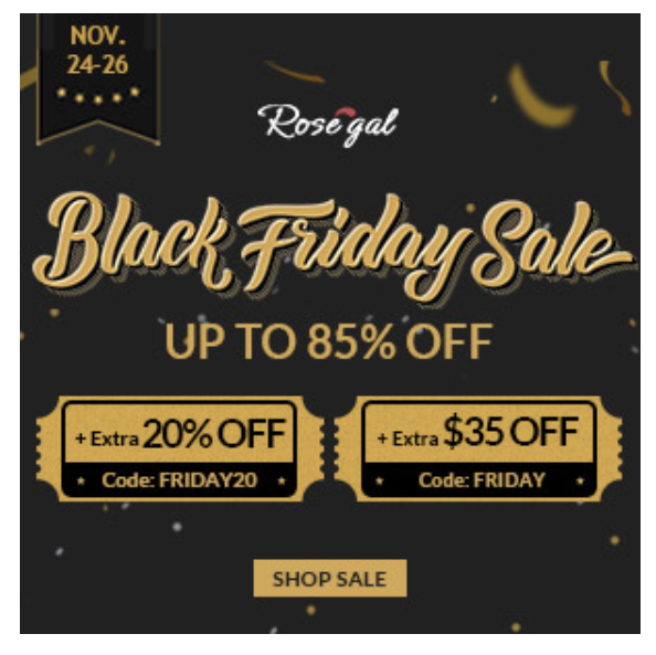Shop Rosegal
