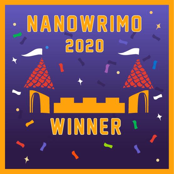 NaNo Winner 2020