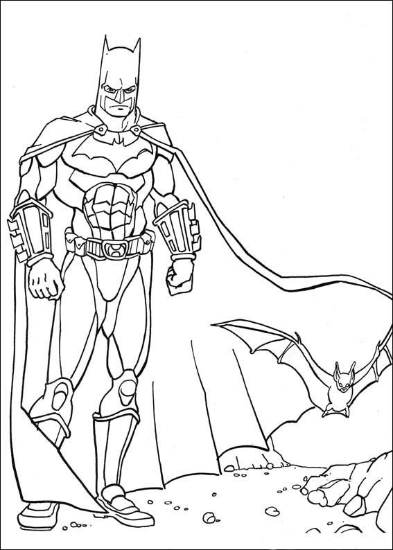 Batman Begins Coloring Pages Coloring Pages