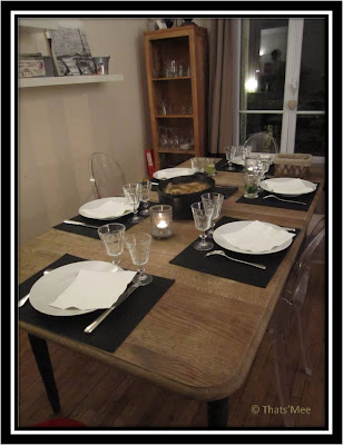 Table bois salle à manger Ravalante Ile de Ré