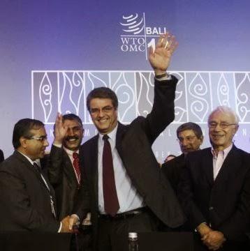 Pertemuan WTO Sepakati Perdagangan Global