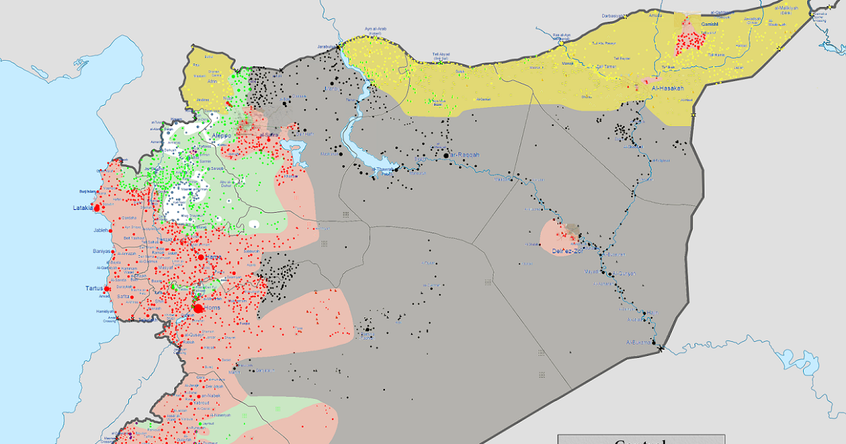 Memento Mori! ¿Qué está pasando en Siria? Síntesis de un