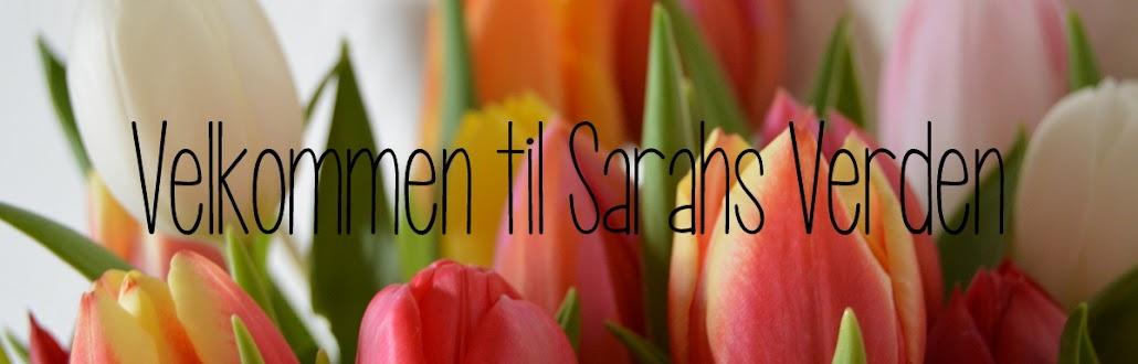 Sarah's Verden