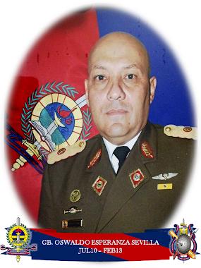 DIRECTOR DE EDUCACIÓN DEL EJERCITO BOLIVARIANO