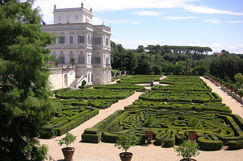 Villa Pamphilij