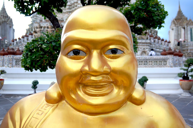 Golden Buddha Wat Arun