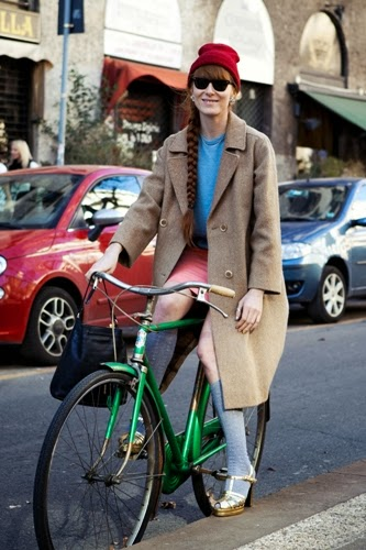блогеры на велосипедах