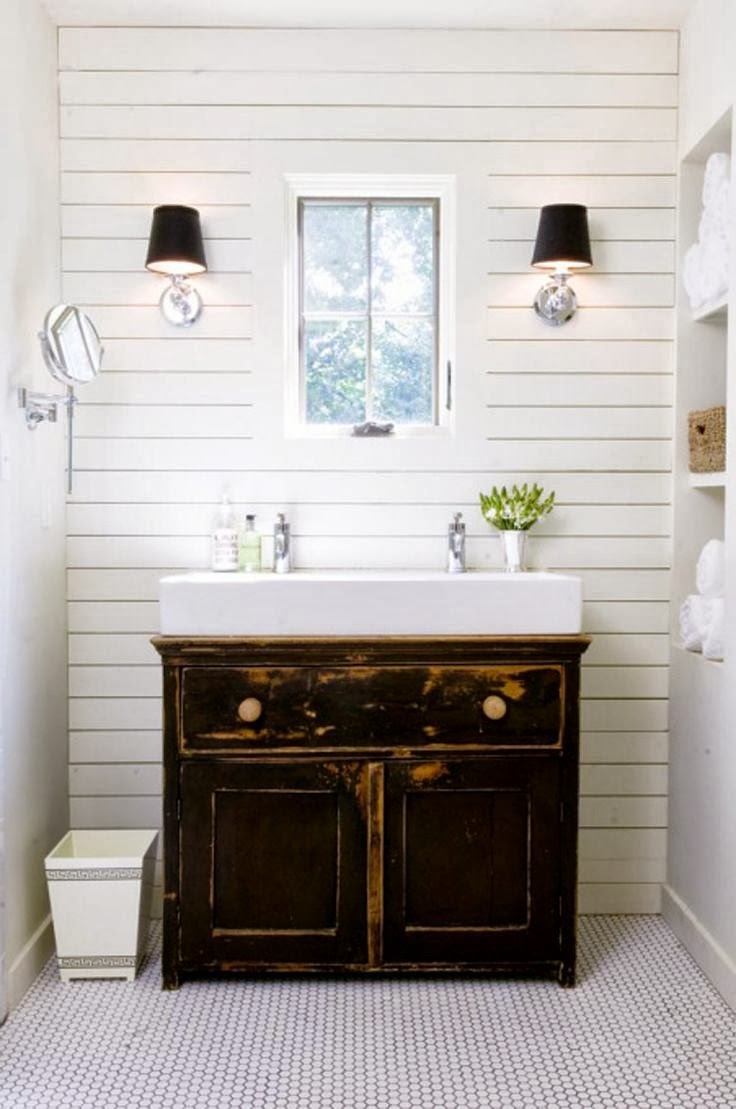 Elegant Abode Reclaimed Bath Vanities