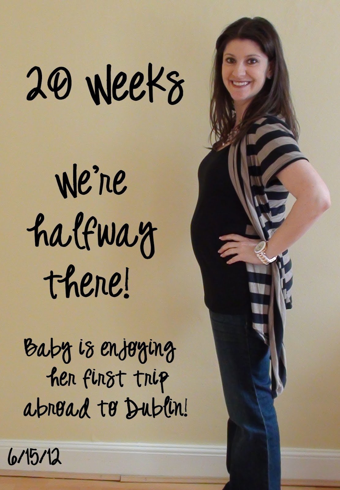 The Angioni Family: 20 Weeks! Halfway There & Anatomy Scan