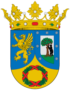 ESCUDO ANTIGUO VILLA DE MADRID