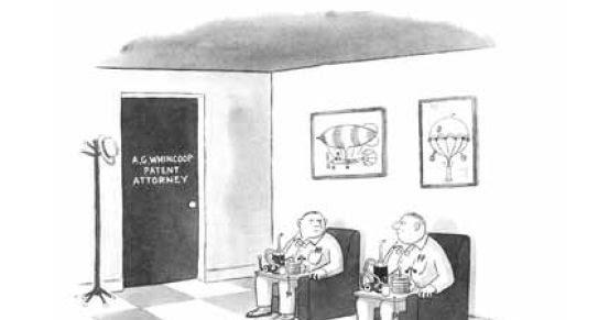 Erizos de filosof a en la oficina de patentes for Oficina de patentes