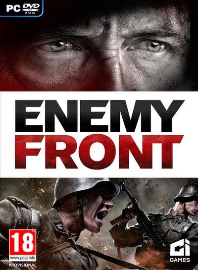 تحميل القتال والنينجا ستردير 2014 Enemy Front النسخة الكاملة للكمبيوتر مجاناً
