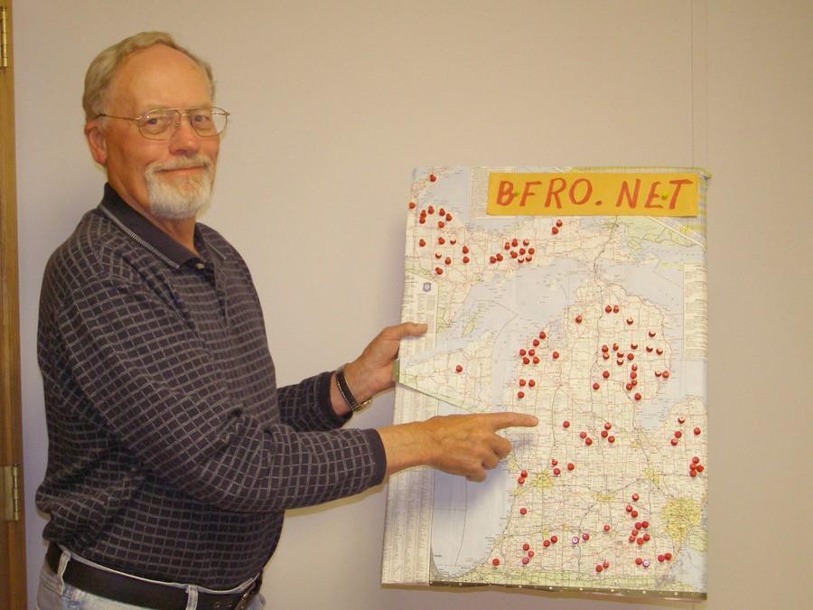 Bigfoot News | Bigfoot Lunch Club: Michigan News: Finding Bigfoot
