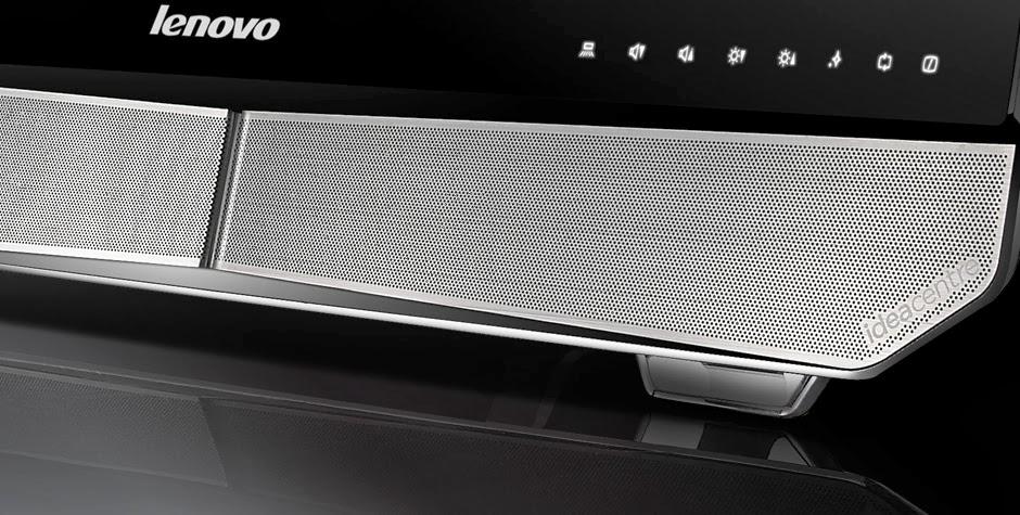 решетка для динамиков у моноблока Lenovo IdeaCentre B520