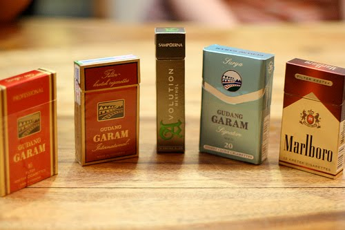 How much is duty free cigarettes Benson Hedges in Spain