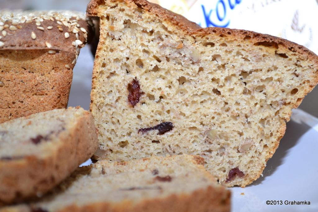 Smakowity chleb Cztery Zboża.