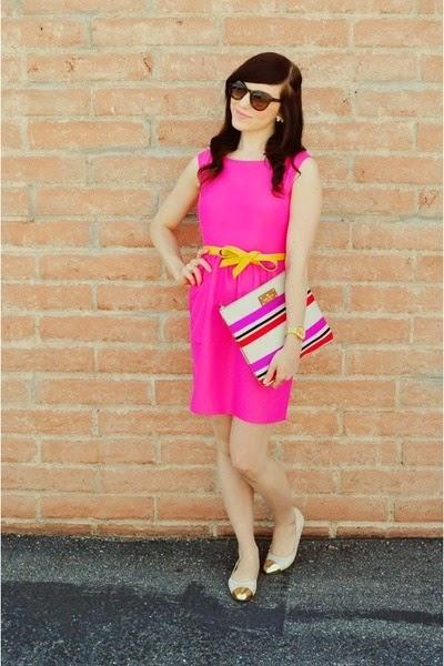Lovely pink Dressing