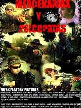 Mercenarios y psicópatas