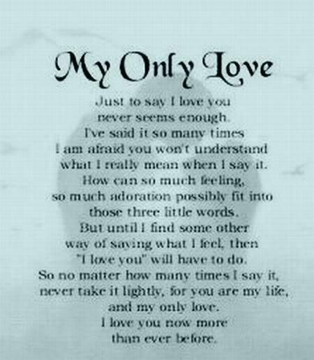 Sweet Valentine Poems For Your Boyfriend – What to Write on a Valentines Card for Your Boyfriend