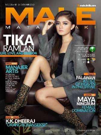 Download Majalah MALE 051 - Tika Ramlan : Life, Love and Passion