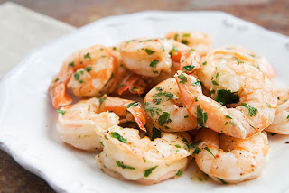 Scrumptious shrimp, perfect for Shrimp Scampi