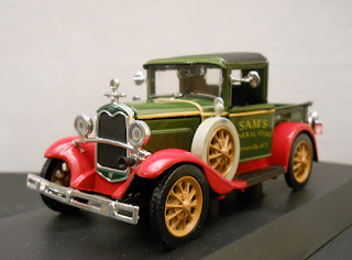 diecast ford model A
