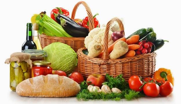 dieta vegatariana, fruta verguras, legumbres, hortalizas y cereales