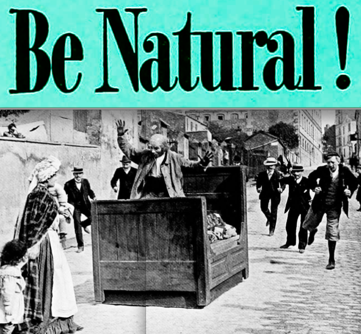 *Be Natural ! ©riginal Story of Alice Guy Blaché by Herself since 1894