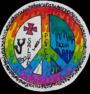 We are PAS: Pax, Aqua , Salutem