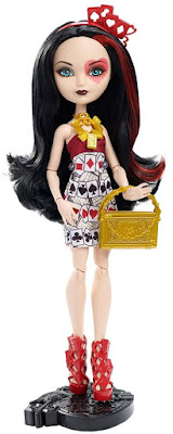 TOYS : JUGUETES - EVER AFTER HIGH : Book Party Lizzie Hearts | Muñeca - Doll Producto Oficial 2015 | Mattel  | A partir de 6 años Comprar en Amazon España & buy Amazon USA