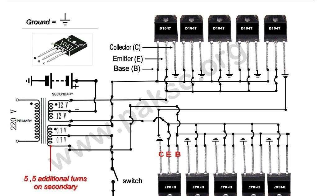 paksc org photos  video  science article  stories reviews  500 watt inverter schematic diagram
