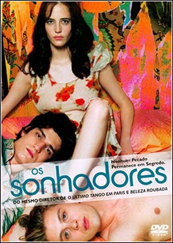 Download - Os Sonhadores - DVDRip RMVB - Legendado (SEM CORTES)
