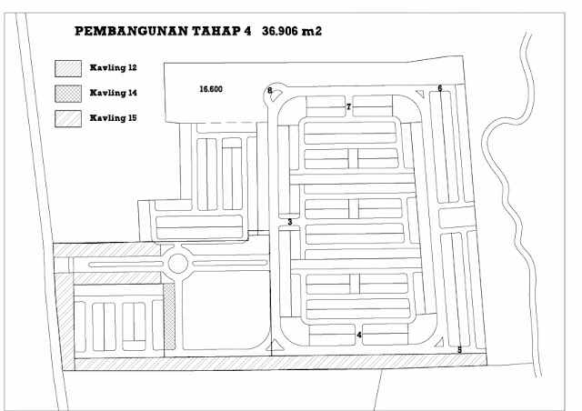 Bikin Site Plan dari Sertivikat