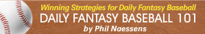 Buy Fantasy Phil's MLB DFS Book