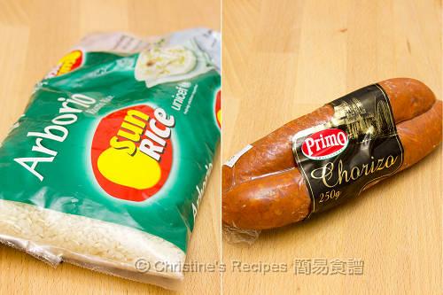 Aboriso Rice & Chorizo