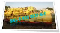SKL 6 VDS 26/30 AL-2, marine diesel generators, spare parts, marine engines, used, reconditioned, ship spares