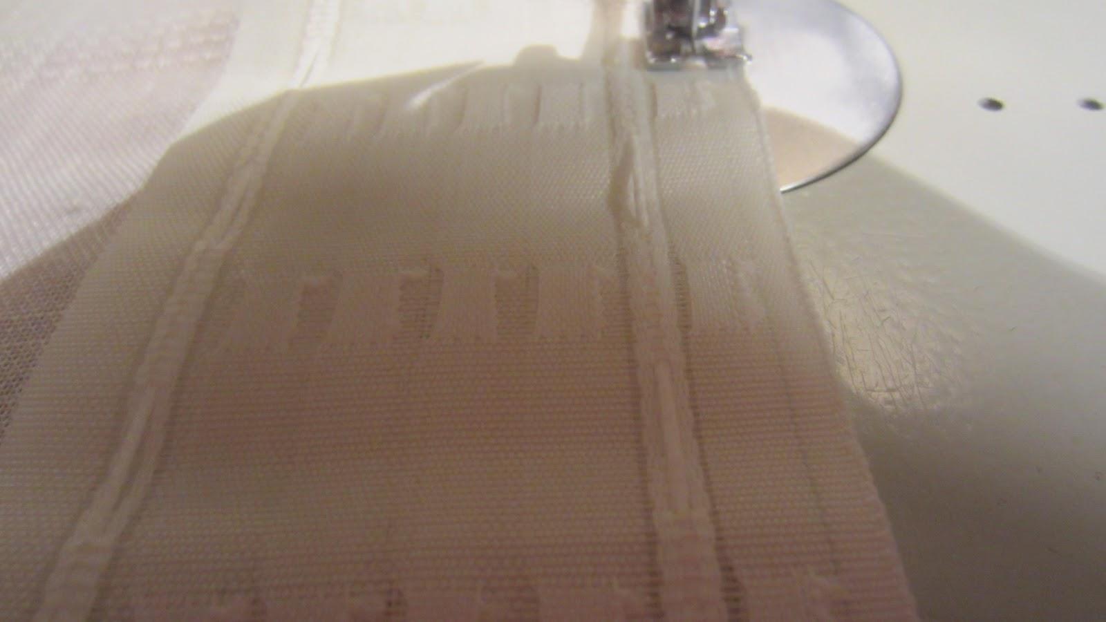 Patrones de Costura: VISILLOS CON TABLAS MARCADAS A MANO