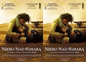 film DVD Niebo nad Saharą