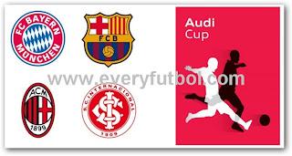 Se Jugará La Copa Audi de Múnich 2011