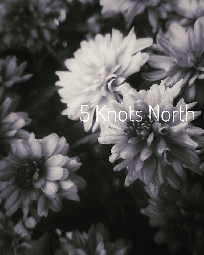 5 Knots North