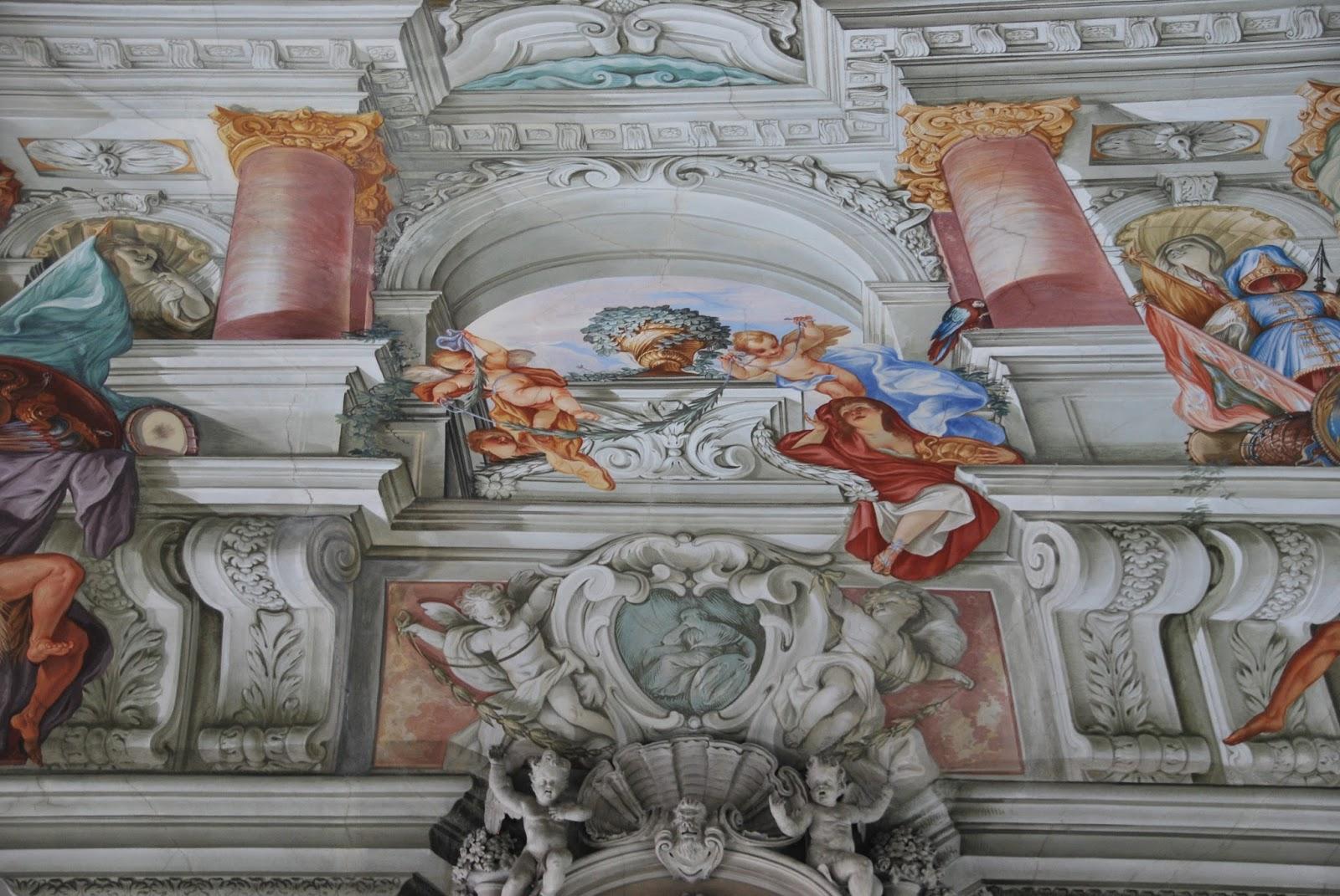 sculpture ornementale patrick damiaens  un palais baroque