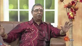 Virundhinar Pakkam – Singer Manicka Vinayagam  Sun TV Show 06-08-2013
