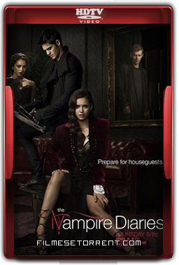 The Vampire Diaries 6 Temporada Torrent HDTV