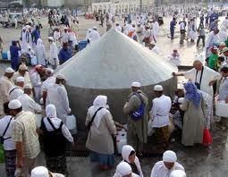 BBC Buat Berita Bohong: Air Zamzam di Makkah Tercemar