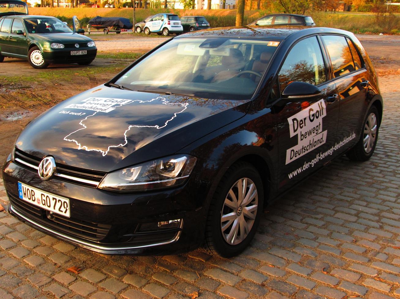 Test neuer VW Golf VII  Alle Daten und Assistenzsysteme  f58fcc689277