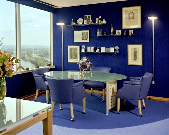 Wall colors for office