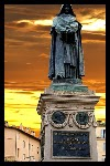 Giordano Bruno na Campo de' Fiori