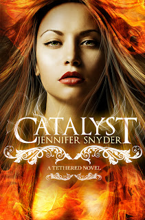 Cover Reveal: Catalyst by Jennifer Snyder