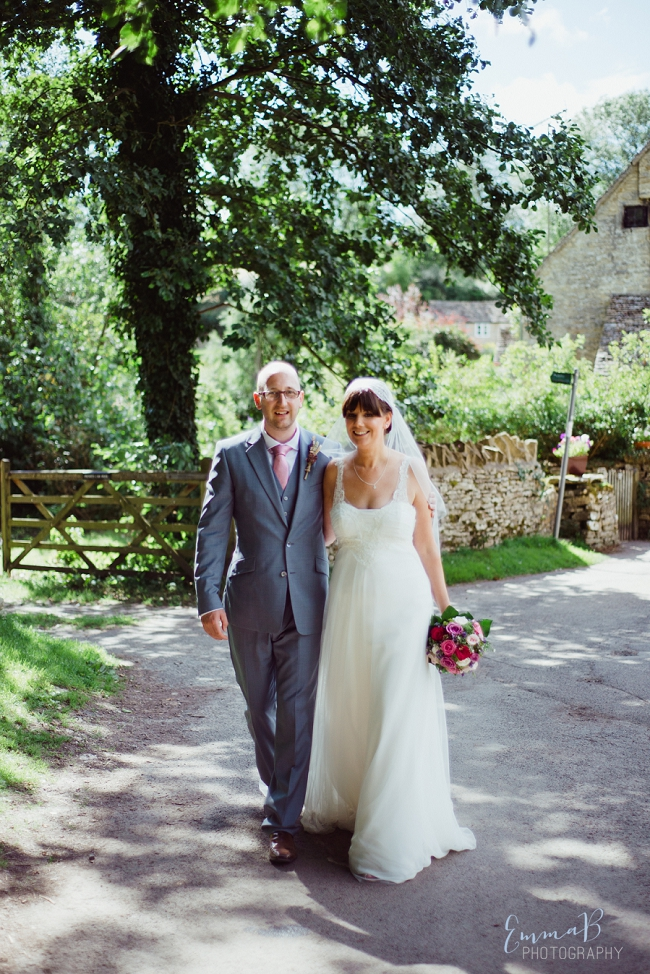 wedding in the cotswolds